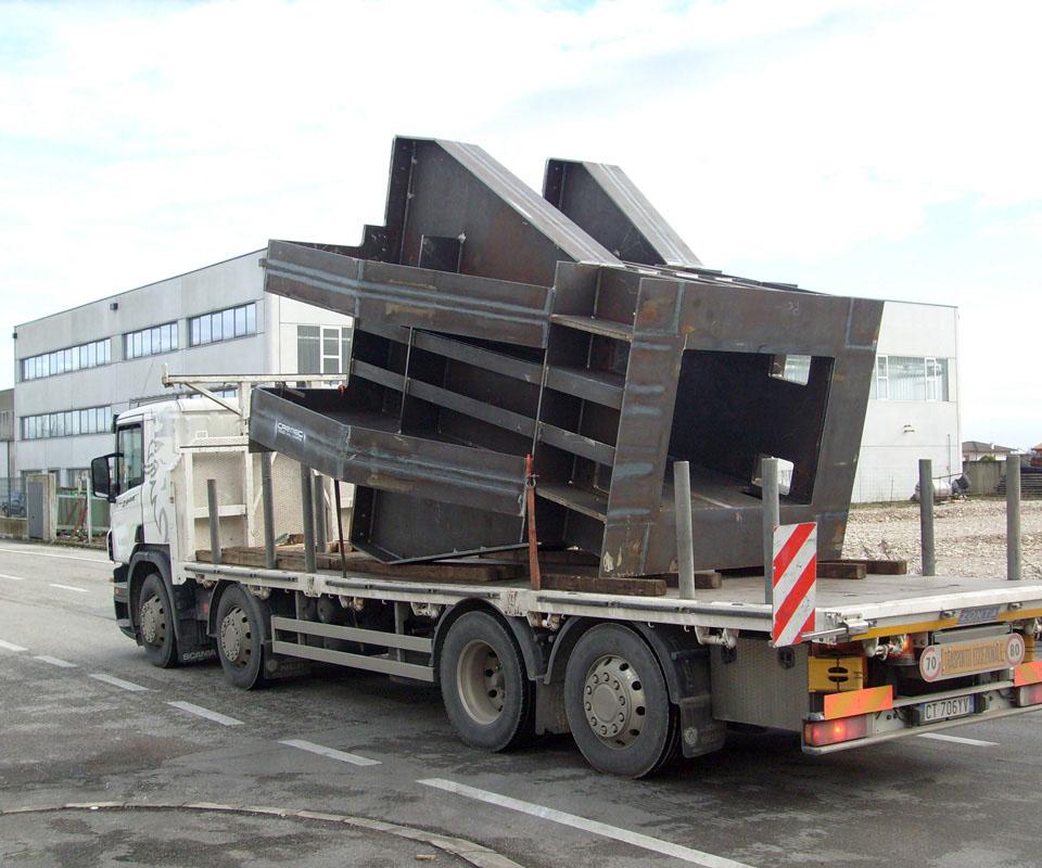 Carmec Srl - Settore siderurgico
