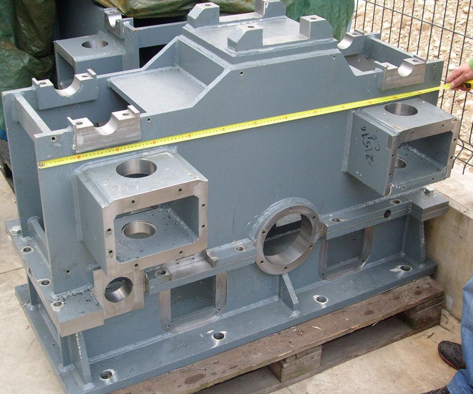 Carpenteria meccanica - Carmec Srl