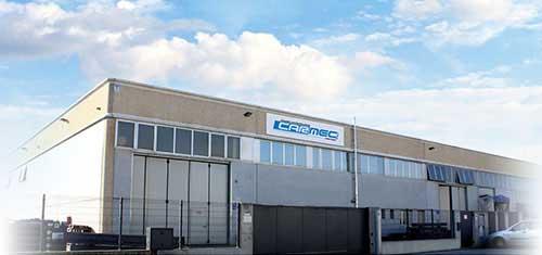 Carmec Srl - Carpenteria Lavorazioni Meccaniche